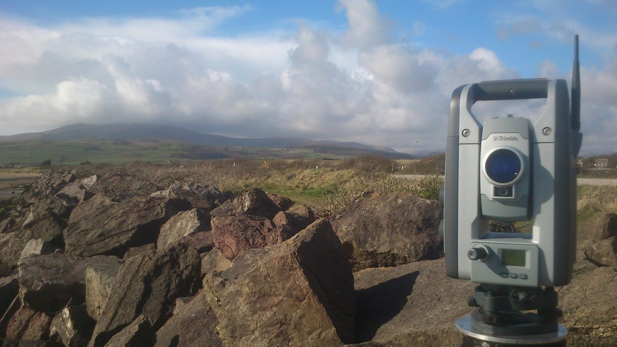 Topographical Survey Millom