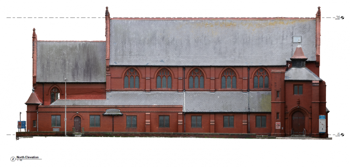 Orthographic Elevation